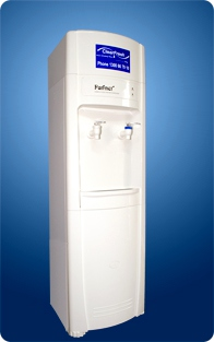 Clearfresh PuroStream Coolers are so much safer, healthier and OH&S friendly for any office or workplace. Call today